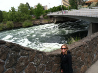 Rapids in Spokane