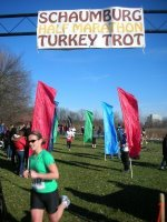 Turkey Trot - Kristin