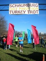 Turkey Trot - Mike