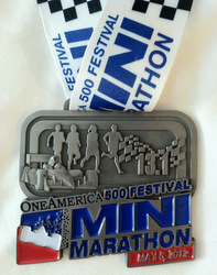 Indy Mini 2012 Medal
