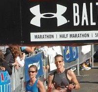Under Armour Baltimore Half Finish