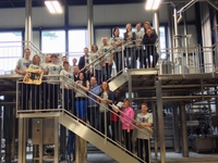 Allagash Brewing - the whole crew!