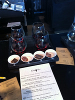 Wine Flight at Gravity