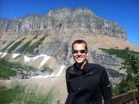 Outside of Logan's Pass