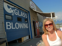 Glass Blowing - Windermere