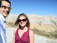 Beauty at the Badlands