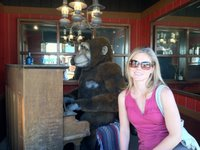 Wall Drug Singing Monkey