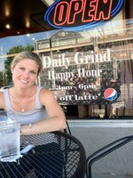 Lunch at the Daily Grind