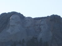 Mt. Rushmore day time