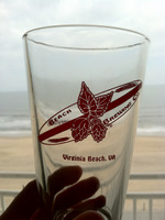Beach Brewing Tasting Glass