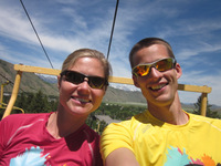 First Chairlift Ride
